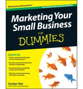 Marketing your small business cover